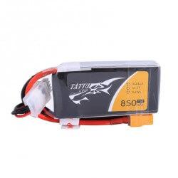 Batterie TATTU 850mAh 11.1V 75C 3S1P