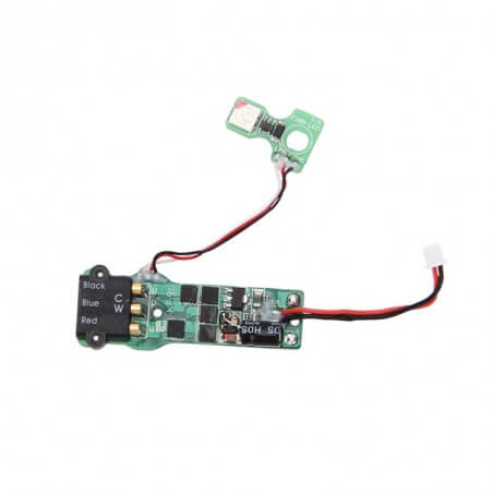 Moteur Brushless ESC(CW&Red LED) Walkera AIBAO-Z-13