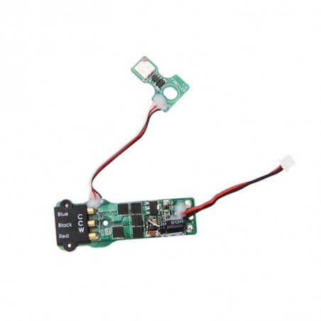 Moteur Brushless ESC(CCW&Red LED) Walkera AIBAO-Z-15