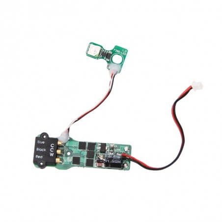 Moteur Brushless ESC(CCW&Blue LED) Walkera AIBAO-Z-16