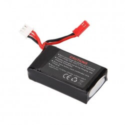 Batterie Lipo 7,4V 850mAh 25c Walkera RODEO 110-Z-21