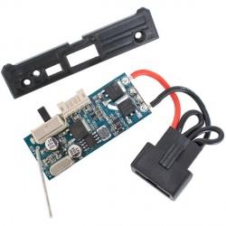 Recepteur 2.4ghz et capot RX12 FTK-RX12/014