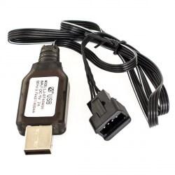 Chargeur type USB pour RX12 FTK-RX12/031