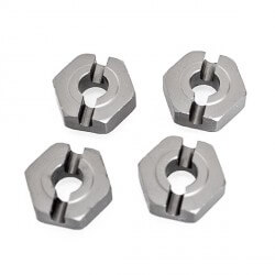 Hexagone de roue pin 2mm DB8SL - REV-SL042