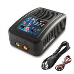 Chargeur e430 AC (LiPo & LiFe 2-4S up to 3A- 30w) SkyRC - SKY100107