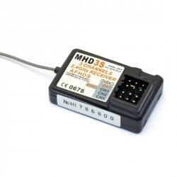 Récepteur 3V MHD3S 2,4 GHz de MHDPRO