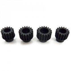 Himoto 31040 - Pignons 15, 16, 17, 18 dts