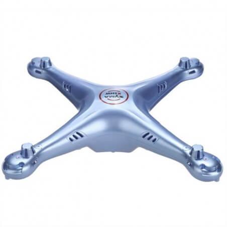 Fuselage complet Bleu pour SYMA X5HW, X5HC