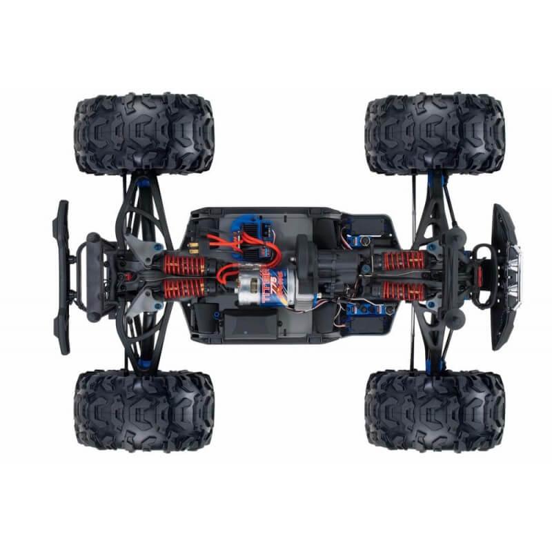 SUMMIT 4WD EVX-2 TQI ID RTR 1/8 (sans Accu, ni Chargeur) Traxxas 56076-4