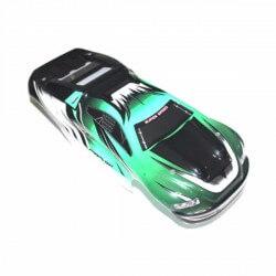 Carrosserie Verte pour Truggy Metakoo BG1508