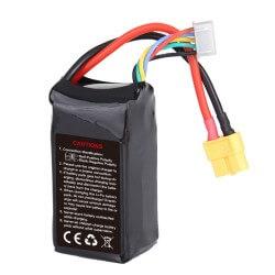 Batterie 4S 1300mAh 60C pour Walkera F215