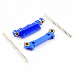 Support suspension Alu Arriére FTX Carnage / Vantage 1/10 - FTX6362