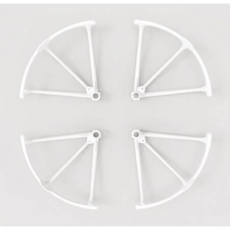 Protections d'hélices drone Hubsan H502E - H502C - H507A - H502S