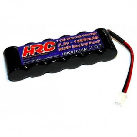 Batterie Nimh 7.2V 1600mAh prise Molex