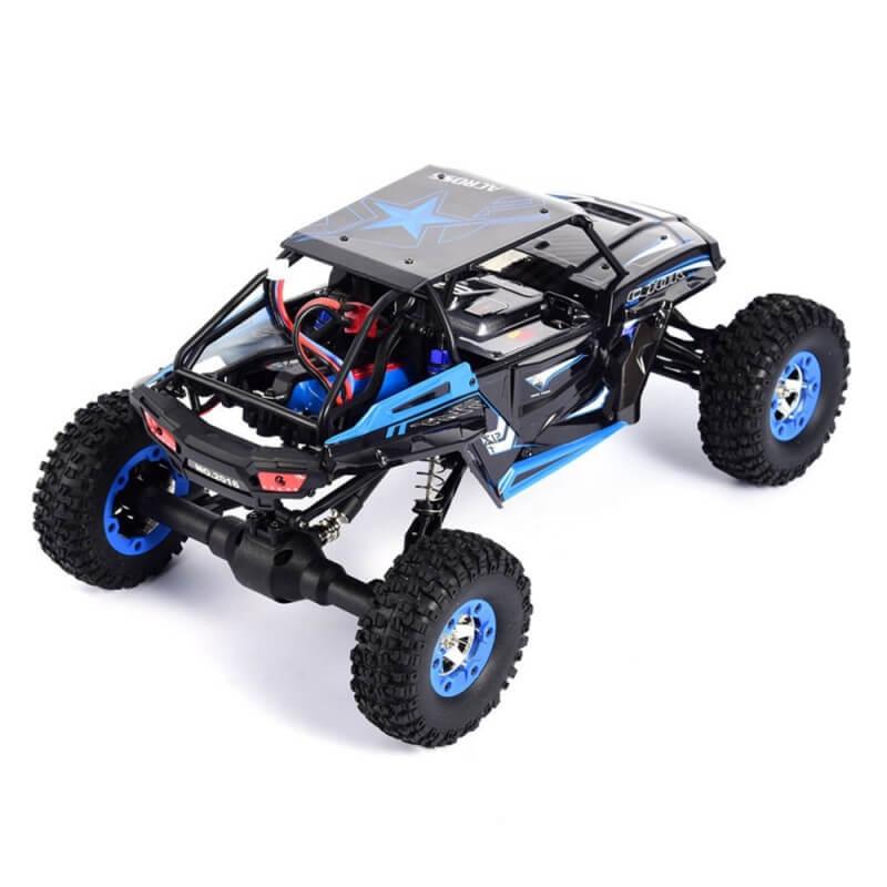 Wltoys 12428-B Désert Buggy 4WD 1/12 - 50km/h