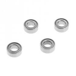 ARRMA - pièces ref: AR610002 - 5x10x4mm (x4)