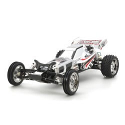 "Kit DT-03 Tamiya 47347 - Racing Fighter Buggy ""Chrome Metallic"""