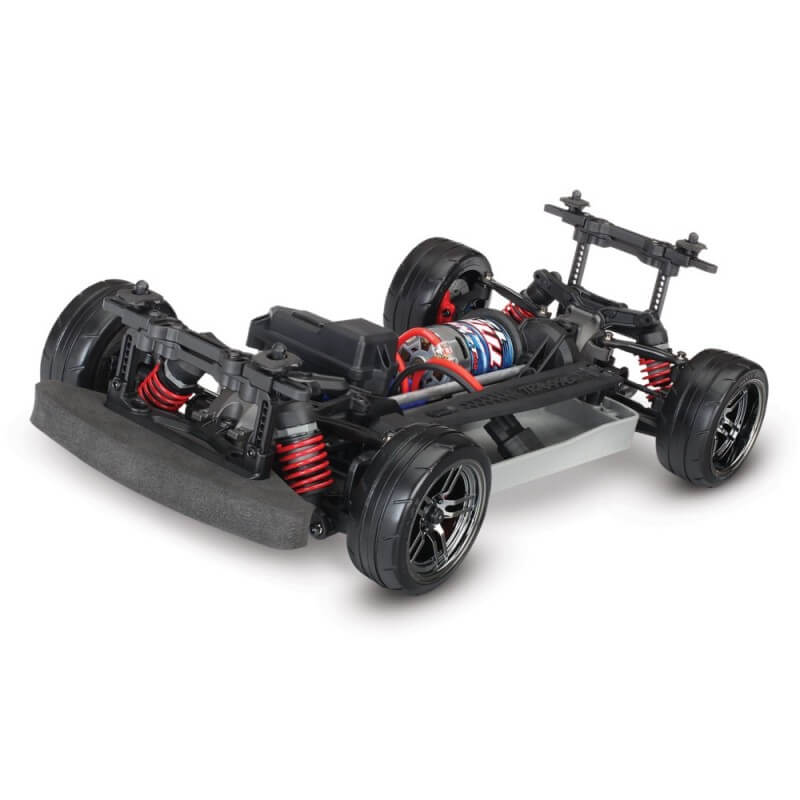 Traxxas Ford Mustang GT4 2.0 Brushed Supercar 83044-4