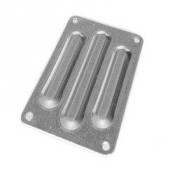 Plaque aluminium BX8SL  - REV-SL036