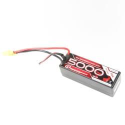 Batterie LiPo Compétition 50C 4S 14,8V 5000 mAh XT90