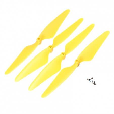 H507A-03 Hélices + Visseries Hubsan H507A, H216A