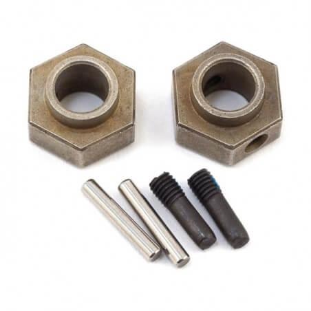 Hexagone de roue 12mm (x2) Traxxas TRX 8269