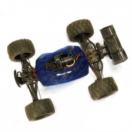 Housse de Protection Traxxas E REVO / SUMMIT 1/10 Dusty Motors
