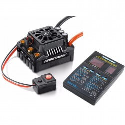 Variateur HOBBYWING 1/8 EZRUN 150A MAX8-V3-T plug