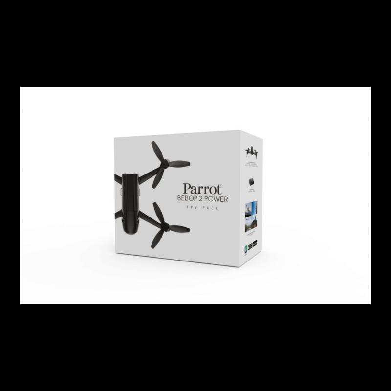 Parrot Bebop 2 Power - Pack FPV (livré avec 2 Batteries)