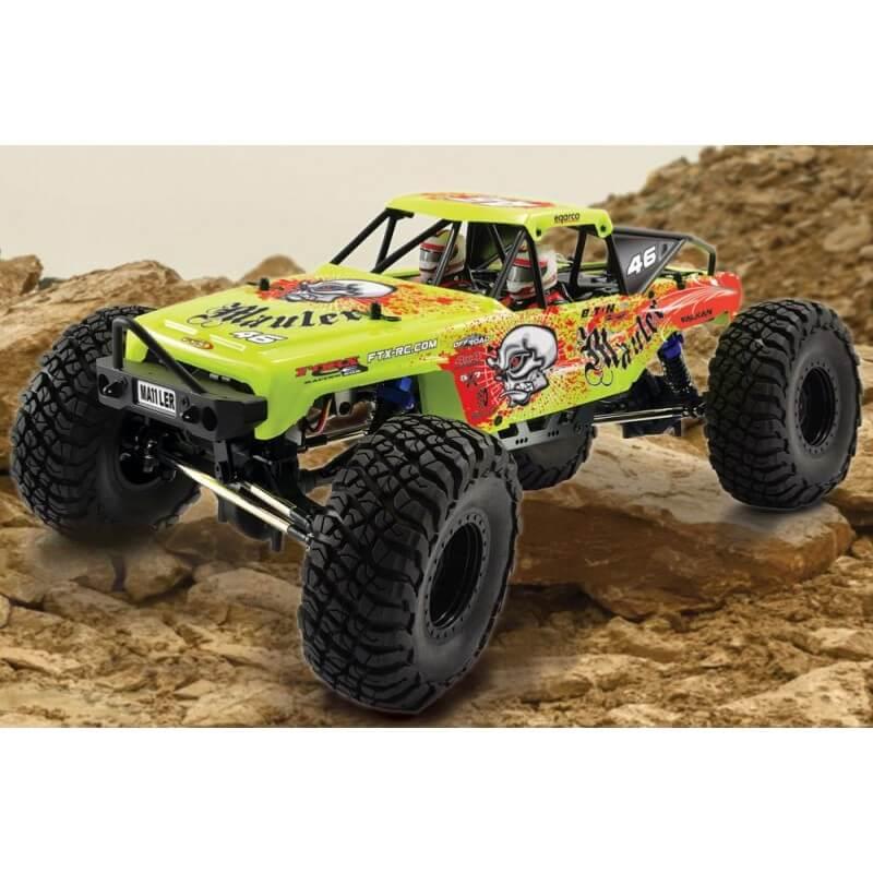 Crawler rc 1/10 FTX MAULER 4X4 ROCK