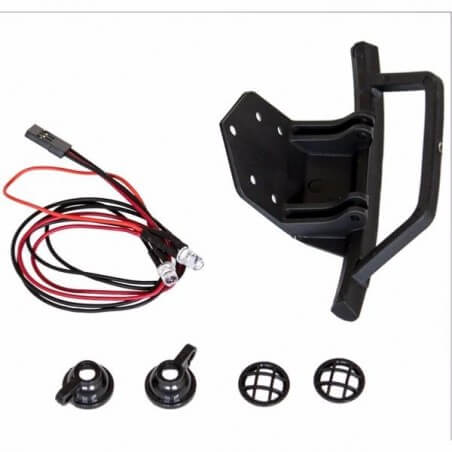 Hobbytech Kit pare choc et éclairage BX8SL- REV-SL032