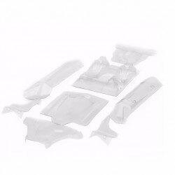 Hobbytech Carrosserie Transparente DB8SL - REV-SL048
