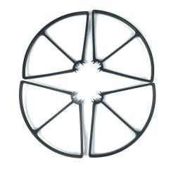 4 Protections d'hélices pour drone Wltoys Q393