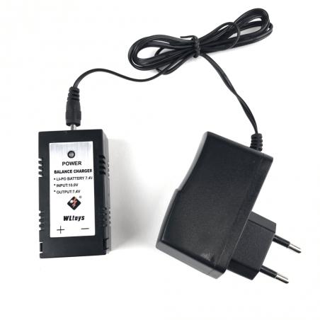 Chargeur + box pour drone Wltoys Q393