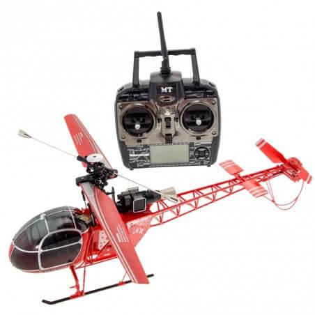Hélicoptère LAMA MT250 - Wltoys V915