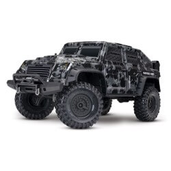 Traxxas TRX4 Tactical Crawler RTR 82066-4