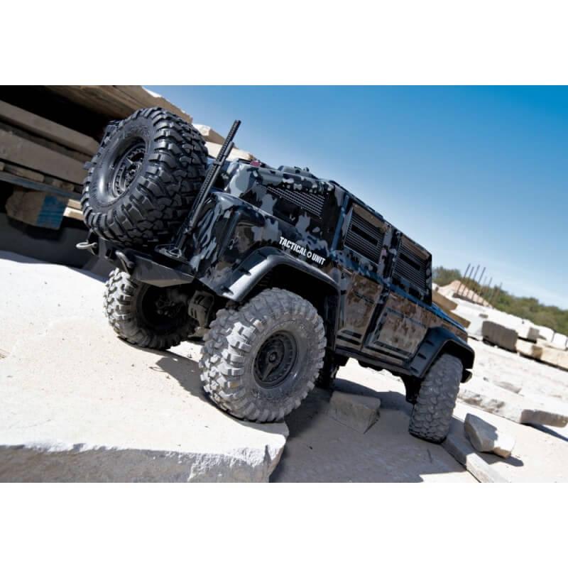 Traxxas TRX4 Tactical Crawler RTR 82066-4