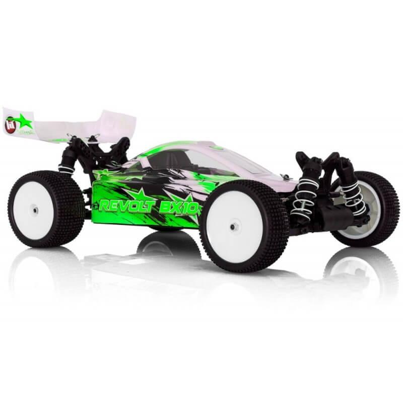 Buggy REVOLT BX10 4.0 électrique 1 /10 RTR 30km/h