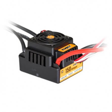 "Konect Variateur Brushless 1/8"" 150A Waterproof KN-8BL150-WP"