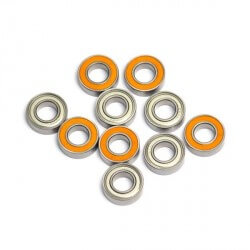 Roulements 5x10x4 High speed ABEC5 x10pcs HT-530005