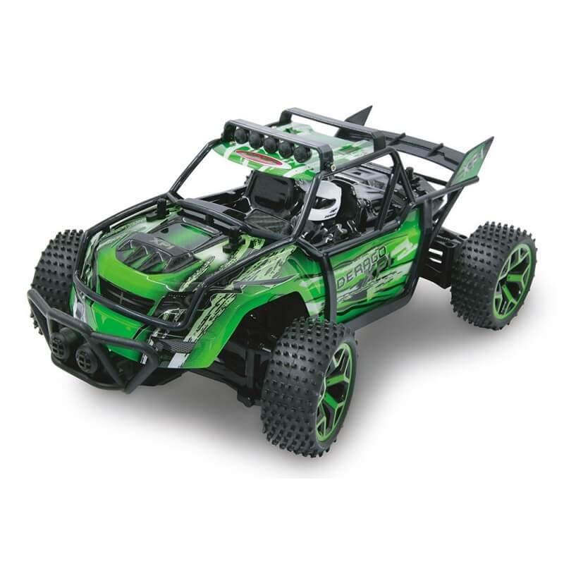 Voiture Télécommandée Derago XP1 4WD 2,4G vert, Enfants  +8 ans