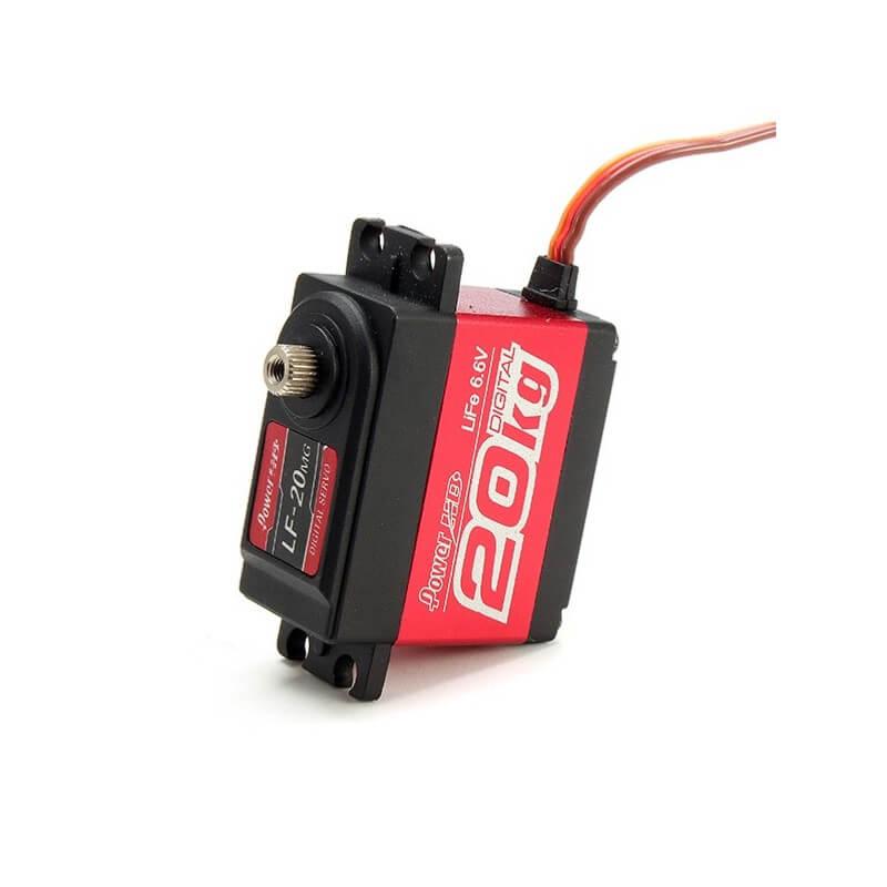 Servo Digital LF-20MG 20kg 0.16s Power HD