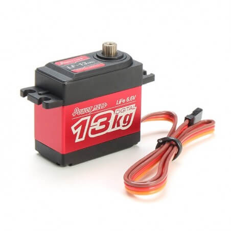 Servo Digital LF-13MG 13kg 0.12s Power HD