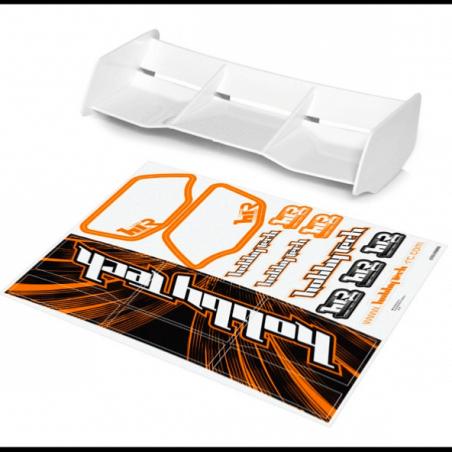 Aileron Blanc Buggy 1/8 Racing + stickers