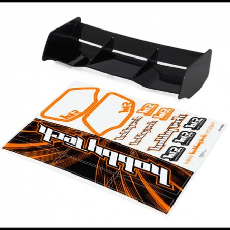 Aileron Noir Buggy 1/8 Racing + stickers