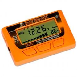 Testeur de Batteries + Testeur Servo