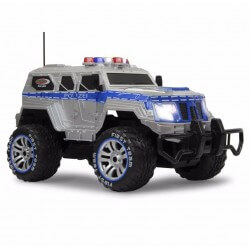 Voiture Blindée Polizei Monstertruck 1:12, enfant dés 8 ans