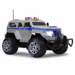 Voiture Blindée Polizei Monstertruck 1:12, enfant dés 8 ans