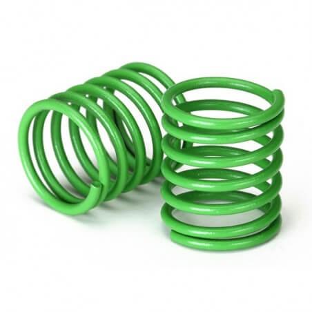 Traxxas Ressorts d'Amortisseurs Vert (x2) 4-Tec 2.0 8362G