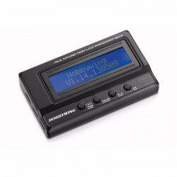 Hobbywing Carte de programmation LCD Pro 30502000014